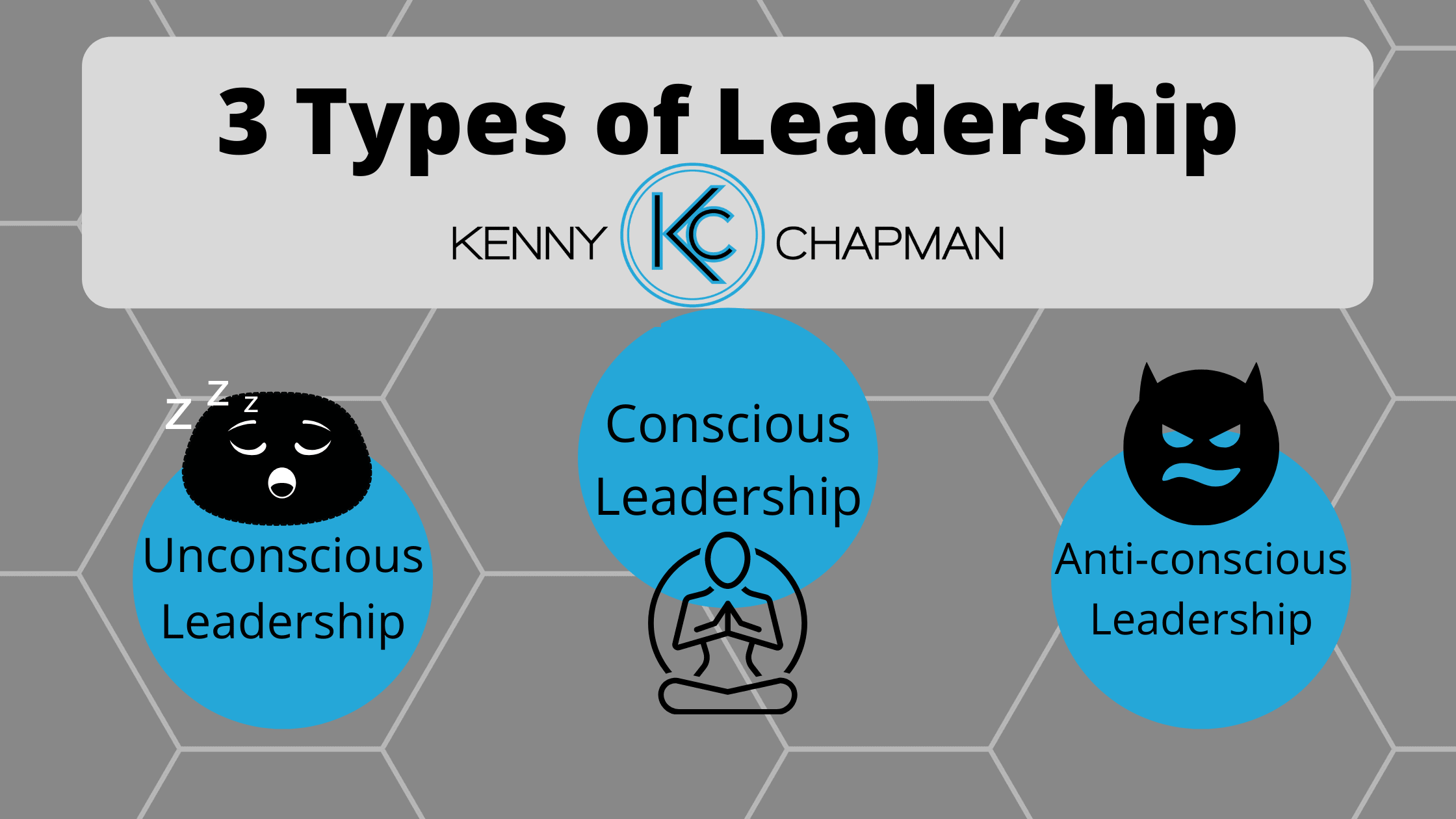 image 3 types of leadership graphic
