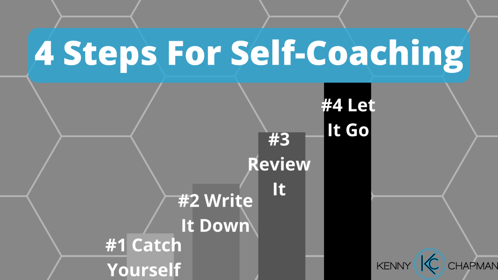 4 steps for self-coaching info