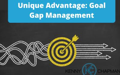 Unique Advantage: Goal Gap Management