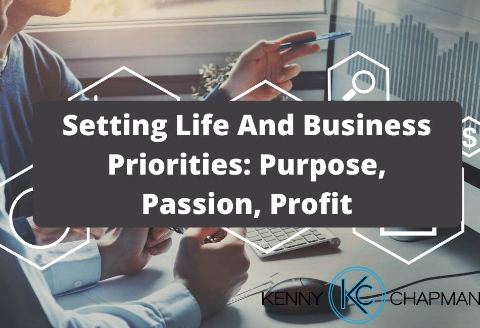 business priorities banner