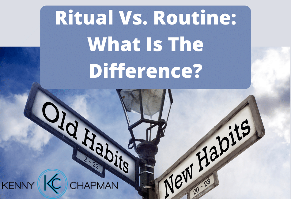 Ritual Vs. Routine: What Is The Difference?